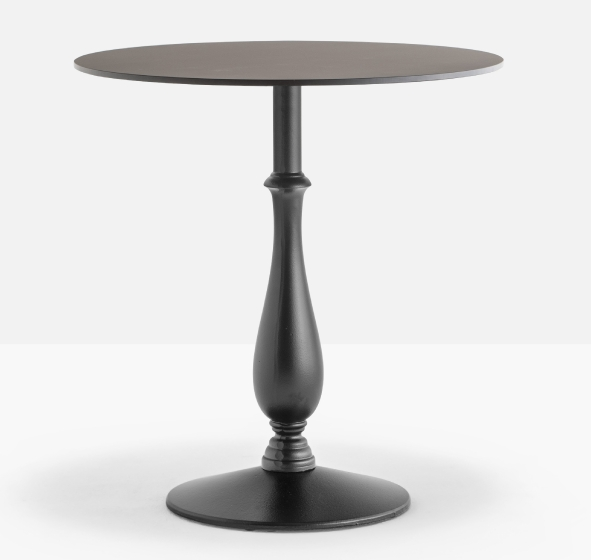 Pied de table colonne Liberty Pedrali ronde