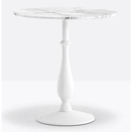 Pied de table colonne Liberty Pedrali ronde