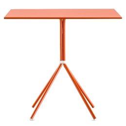 Pied de table colonne Nolita CMP Design Pedrali acier l