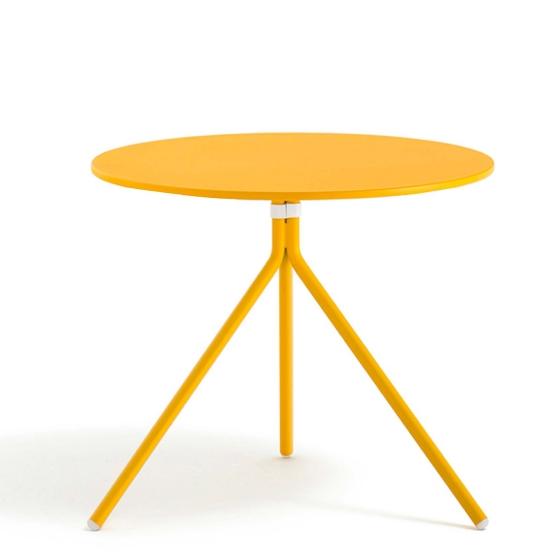 Pied de table basse Nolita CMP Design Pedrali acier
