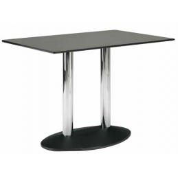 Pied de table colonne Ovale Pedrali ellipse ovale