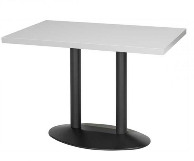 Pied de table colonne Ovale Pedrali ellipse ovale