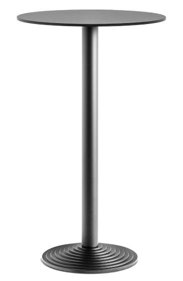 Pied de mange debout Step Pedrali carrée rectangulaire ronde