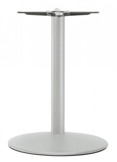 Pied de table colonne Tonda Pedrali époxy laquée acier