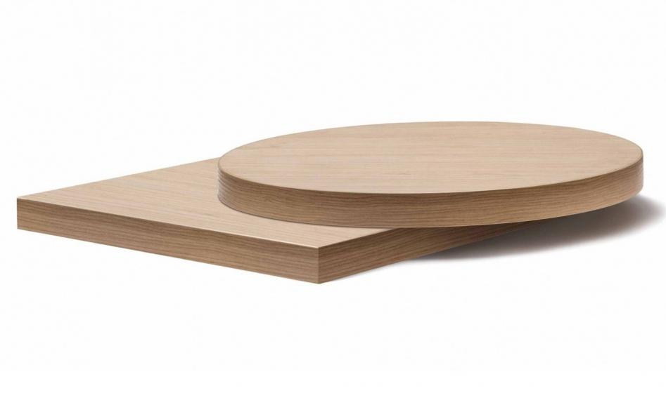 Plateau de table Stratifié ABS Pedrali