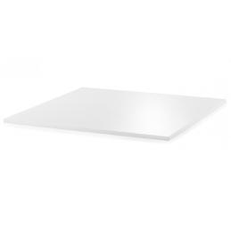 Plateau de table Metal acier laqué Pedrali