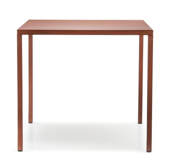 Table 4 pieds Fabbrico Pedrali acier