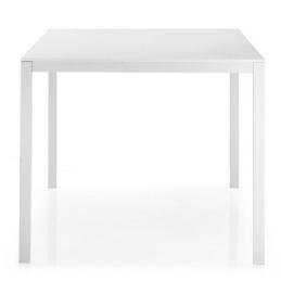 Table 4 pieds Kuadro Pedrali acier