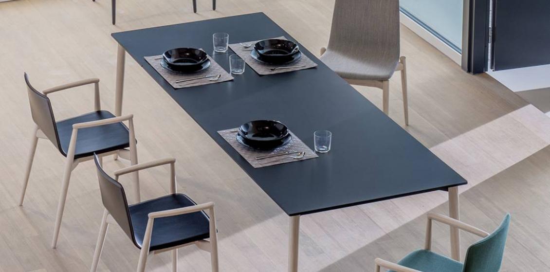Table 4 pieds Malmo CMP Design Pedrali