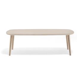 Table basse Malmo Pedrali frene bois