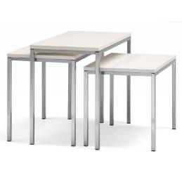 Table lounge bout de canapé Set Pocket 2 Pedrali