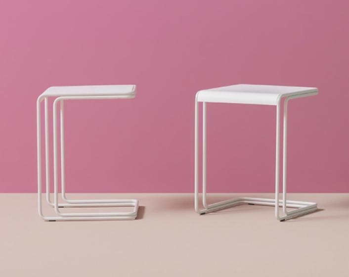 Table lounge bout de canapé Side Pedrali
