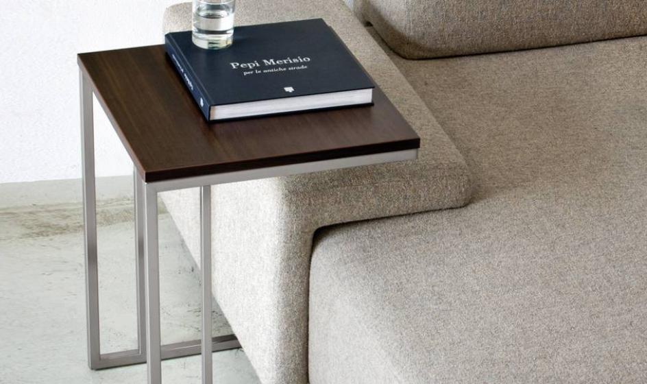 Table lounge bout de canapé Side Tst Pedrali