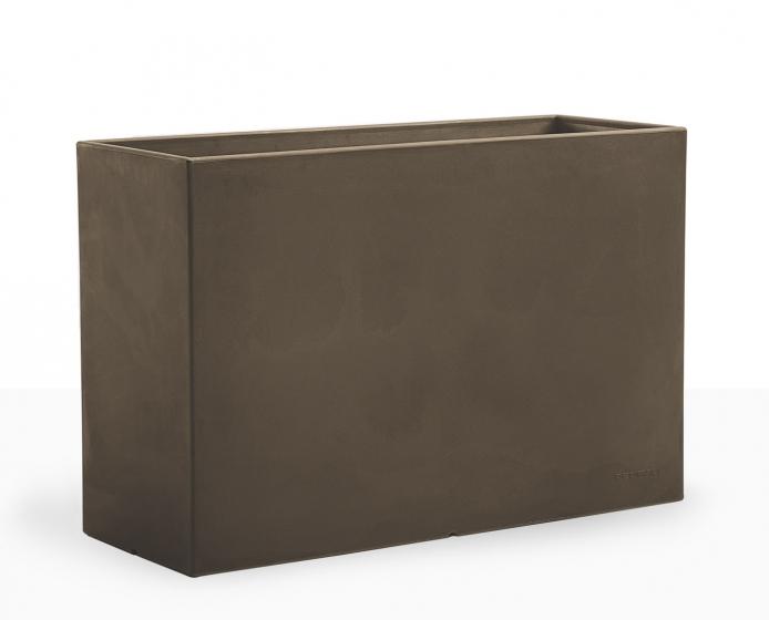 bac pot vase Kado Pedrali tabouret séparateur d'espace polyvalent