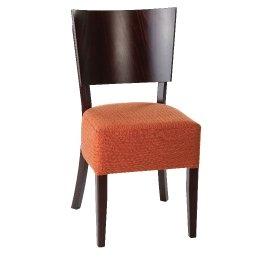 Chaise Ivy Deluxe bois garnie