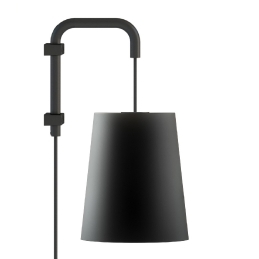 Suspensions L001W Alberto Basaglia Pedrali Lampe design sur bras acier