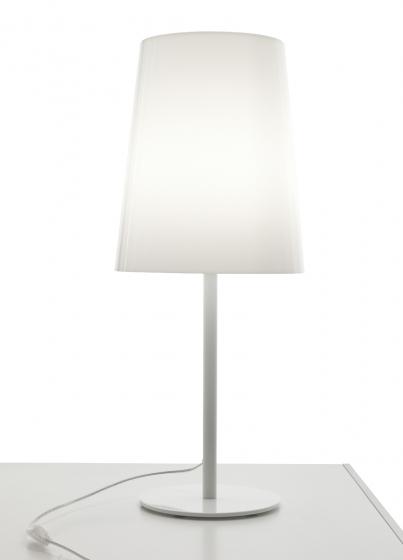 Lampes à poser L001TA Pedrali design polycarbonate lampe de salon