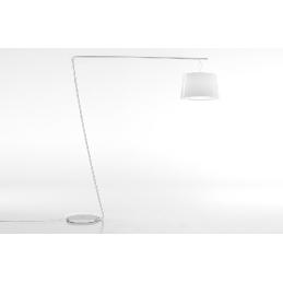 Lampadaires excentré L001T Alberto Basaglia Pedrali Design Lampe salon
