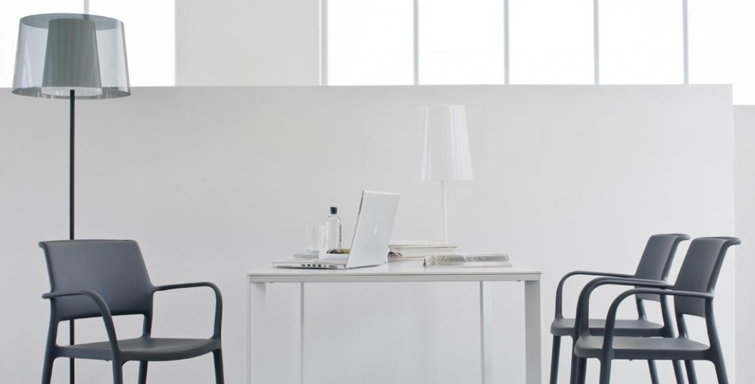 Lampadaire L001ST Alberto Basaglia Pedrali design Lampe ambiance
