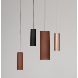 Suspensions TO.BE L006S Nouveau pedrali lampe laiton cuivre design