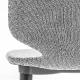 Chaise Babila Pedrali bois frene garnie empilable promo mobilier