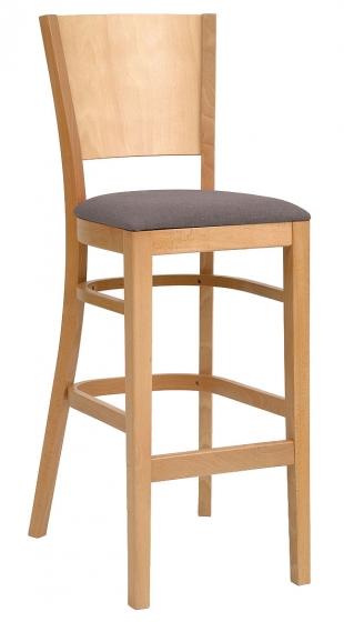 Chaise haute Jacob bois hetre