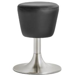 Tabouret bas Galaxy Pedrali mobilier promo cuir tissu aluminium