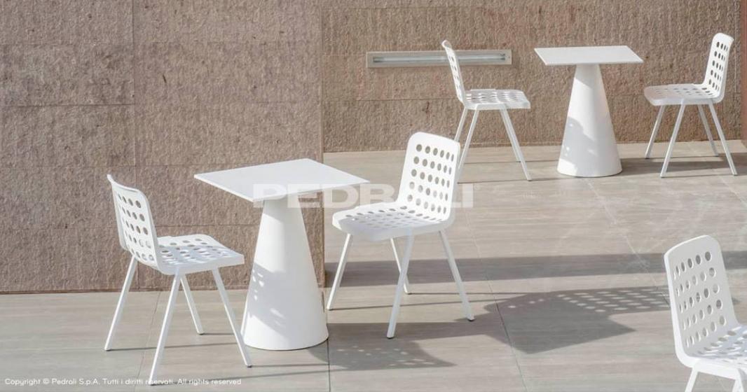 Koi booki Claudio Dondoli Marco Pocci chaise Pedrali design prix promo