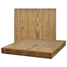 Plateau de table bois pin massif Tradition 6 cm