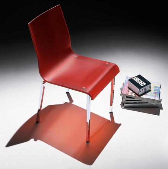 Kuadra Pedrali chaise collectivité acier empilable prix bas restaurant