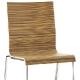 Kuadra Pedrali chaise design acier empilable restaurant entreprise