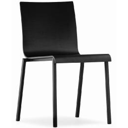 achat chaise rouge kuadra pedrali design chaise inox empilable restaurant