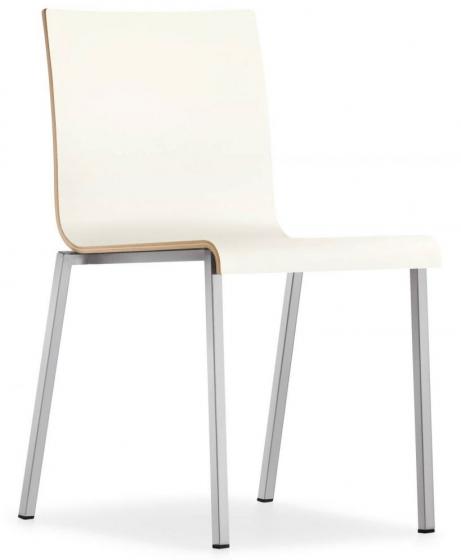 kuadra xl pedrali design stratifié chaise inox mobilier empilable promo