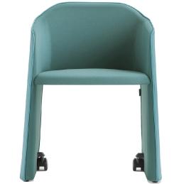 achat pedrali laja 889 fauteuil plaza mobilier acier cuir tissu promo bureau direction