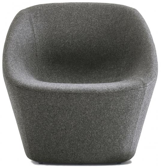 achat pedrali log 366 lounge stéphane plaza mobilier cuir tissu fauteuil cocon fauteuil enveloppant confortable