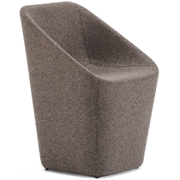 achat pedrali log 366 fauteuil lounge stéphane plaza mobilier cuir tissu fauteuil design d'acceuil