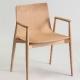 achat pedrali fauteuil malmo 395 stéphane plaza mobilier frêne promo fauteuil bois design scandinave