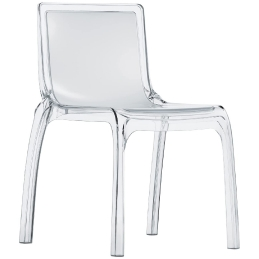 achat pedrali miss you 610 chaise stéphane plaza mobilier promo chaise transparente design