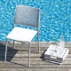 achat pedrali mya 701 chaise stéphane plaza mobilier promo noir textylene exterieur chaise piscine design terrasse