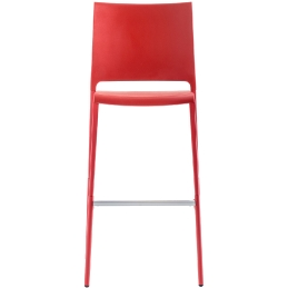 achat pedrali mya 716 tabouret stéphane plaza mobilier polypropylène plastique chaise fine