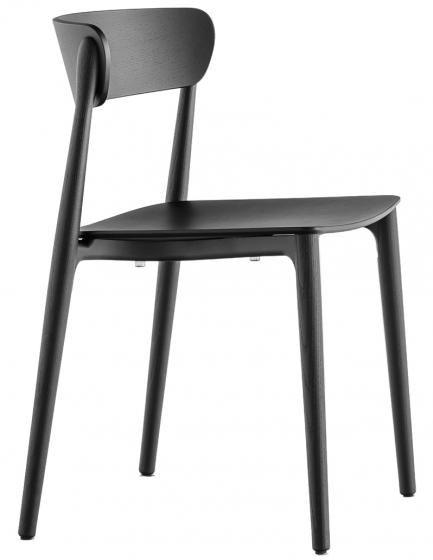 achat pedrali nemea 2820 chaise stéphane plaza mobilier frene promo bistro