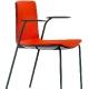 achat pedrali noa 726 fauteuil bridge bureau plaza mobilier acier noir contract