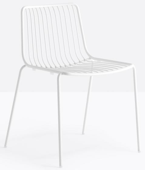 achat pedrali nolita 3650 chaise jardin metal plaza mobilier acier couleur