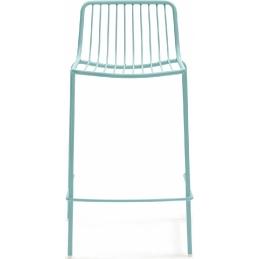 achat pedrali nolita 3657 chaise haut metal jardin outdoor cedre rouge