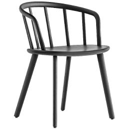achat pedrali nym 2835 fauteuil bois frene windsor cpm design plaza