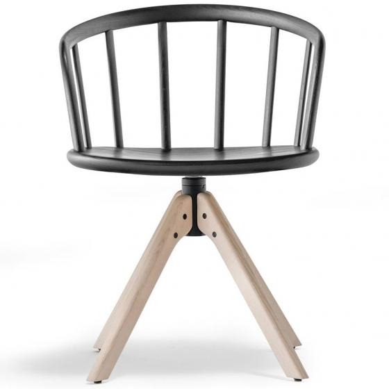 achat pedrali nym 2845 fauteuil bois frêne windsor fauteuil pivotant