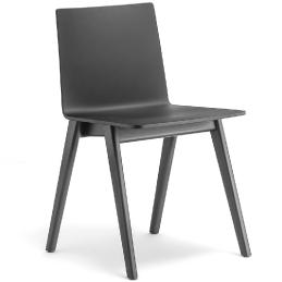 achat pedrali osaka 2810 chaise bois frene contemporain restaurant
