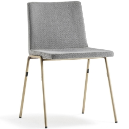 pedrali osaka 5721 chaise metal design contemporaine cafe restaurant