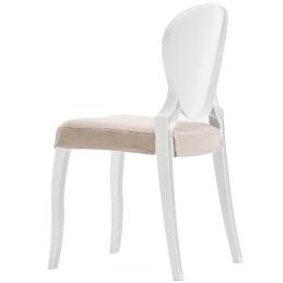 Coussins Queen 650.3 Pedrali tissu déhoussable confort chaise