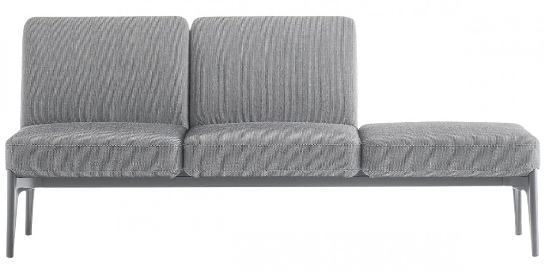 Canapé Social Patrick Jouin Pedrali DSO confortable modulaire mousse